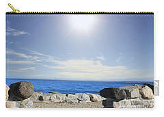 Beauty In The Distance Carry-all Pouch by Judy Palkimas