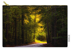 Beauty In The Forest Carry-all Pouch