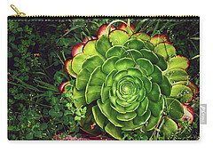 Beauty In The Weeds Carry-all Pouch