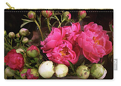 Beauty In The Whole Foods Flower Dept. Carry-all Pouch