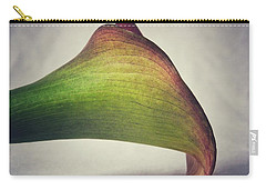 Carry-all Pouch featuring the photograph Beauty by Karen Stahlros