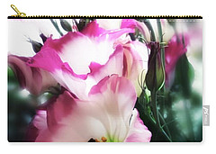 Carry-all Pouch featuring the photograph Beauty Of The Day by Gabriella Weninger - David