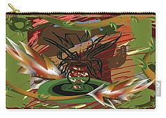 Beauty Of The Garden Carry-all Pouch