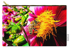 Beauty Of The Nature Carry-all Pouch by Cesar Vieira
