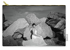 Beauty On The Rocks Carry-all Pouch
