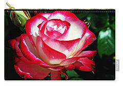 Beauty Rose Carry-all Pouch by Joseph Frank Baraba