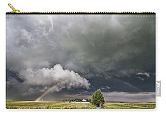 Beauty Within Darkness Carry-all Pouch