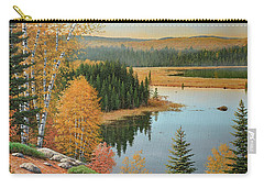 Beaver Pond Lookout Carry-all Pouch