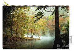 Beavers Bend Creek In Fall Carry-all Pouch