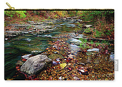 Beaver's Bend Tiny Stream Carry-all Pouch