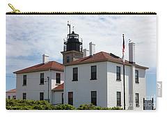 Beavertail Light Rhode Island Carry-all Pouch
