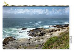 Beavertail Point Jamestown Rhode Island Carry-all Pouch