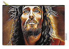 Because He Loves You Carry-all Pouch