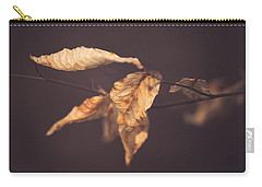 Carry-all Pouch featuring the photograph Beckoning by Shane Holsclaw