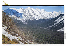 Beckoning Valley Carry-all Pouch