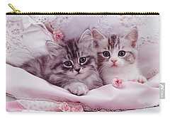 Bedtime Kitties Carry-all Pouch