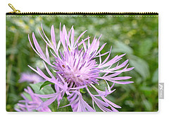 Bee Balm Carry-all Pouch