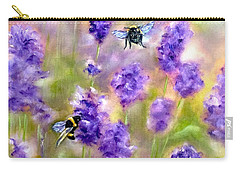 Bee Happy Carry-all Pouch