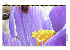 Bee Pollen Carry-all Pouch