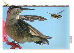 Bee_bird Carry-all Pouch