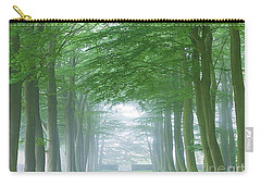 Beech Tree Avenue Carry-all Pouch