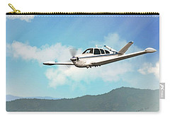Beechcraft Bonanza V Tail Carry-all Pouch