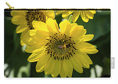 Bee's Work Is Never Done Carry-all Pouch
