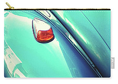 Beetle Blue Carry-all Pouch