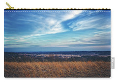 Carry-all Pouch featuring the photograph Before Sunset At Retzer Nature Center - Waukesha by Jennifer Rondinelli Reilly - Fine Art Photography