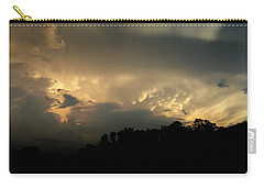 Carry-all Pouch featuring the photograph Before The Storm 2 by Cynthia Lassiter