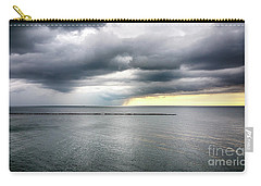 Carry-all Pouch featuring the photograph Before The Storm by Ricky L Jones