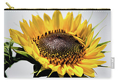 Beginning To Bloom Carry-all Pouch by Ed Waldrop