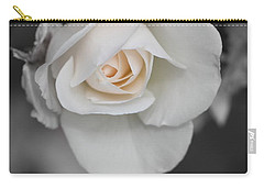 Carry-all Pouch featuring the photograph Beginnings by Marie Neder