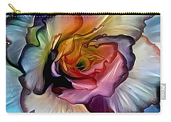 Begonia Blossom Carry-all Pouch