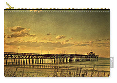 Behind Cherry Grove Pier  Carry-all Pouch