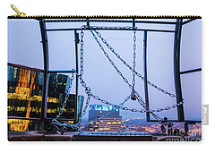 City Behind The Chains Carry-all Pouch