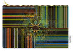 Behind The Drapes 2 Carry-all Pouch by Thibault Toussaint