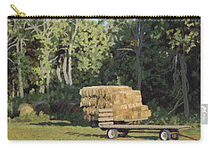 Behind The Grove Carry-all Pouch
