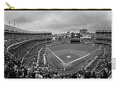 Behind The Plate Yankee Stadium  Carry-all Pouch