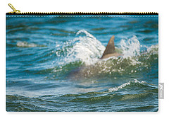 Behind The Wave Carry-all Pouch