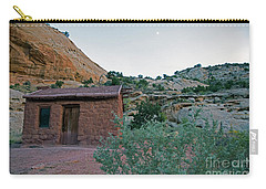 Behunin Cabin Capital Reef Carry-all Pouch