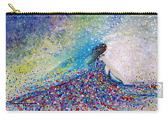 Being A Woman - #5 In A Daydream Carry-all Pouch