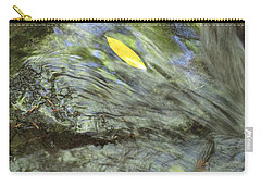 Carry-all Pouch featuring the photograph Being Still by Marie Neder