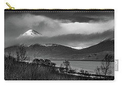 Beinn Na Cro And Loch Slapin, Isle Of Skye Carry-all Pouch