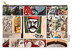 Beirut Funky Shots Carry-all Pouch