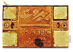 Beirut Traffic Carry-all Pouch