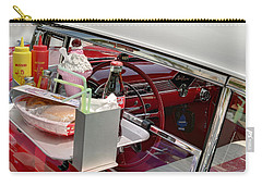 Bel Air 1956. Miami Carry-all Pouch