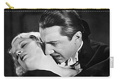 Bela Lugosi  Dracula 1931  Feast On Mina Helen Chandler Carry-all Pouch