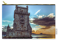 Belem Tower II Carry-all Pouch