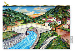Beli Most Vranje Serbia Carry-all Pouch